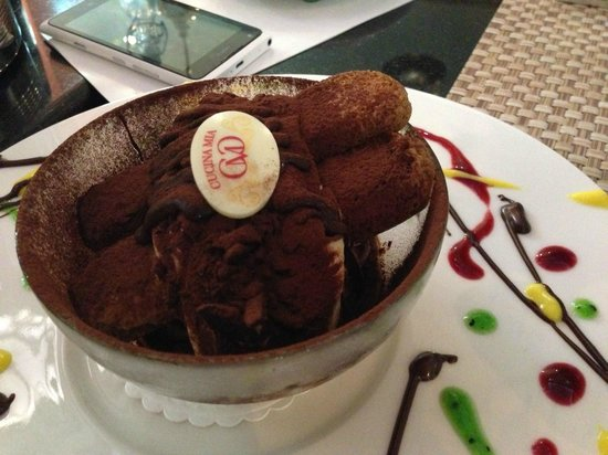 Cucina Mia Restaurant : Chef Special Desert