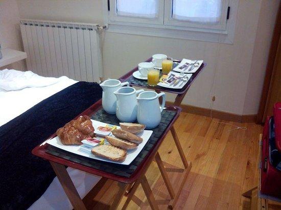 Nochendi Hotel: Desayuno