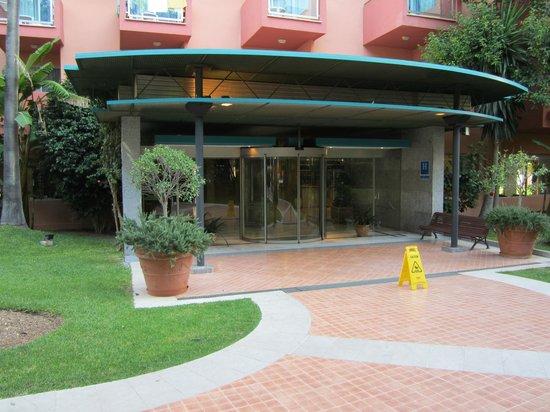 Ola Hotel Maioris : Entrée