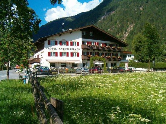 Hotel Antholzerhof : Antholzer Hof - Außen