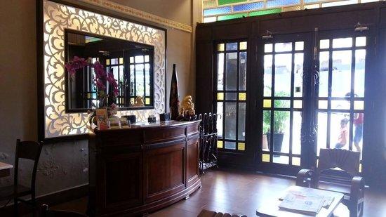 Jonker Boutique Hotel : lobby