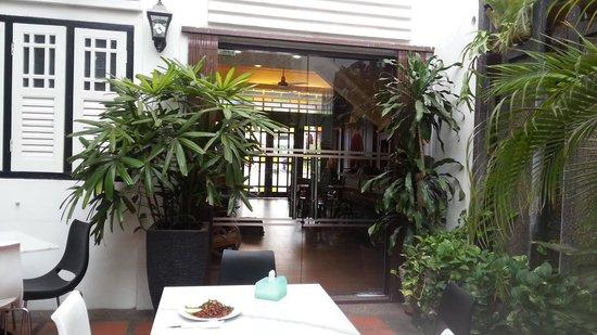 Jonker Boutique Hotel : garden