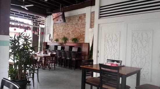 Jonker Boutique Hotel : restaurant
