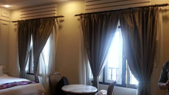 Jonker Boutique Hotel : family room