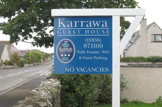 Karrawa Guest House: No vacancies!