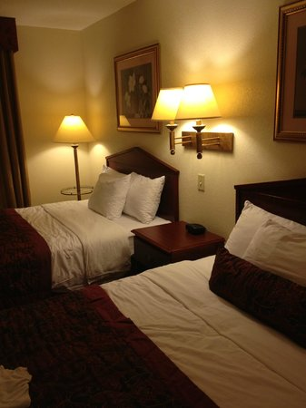 Wingate by Wyndham St Augustine: Beds