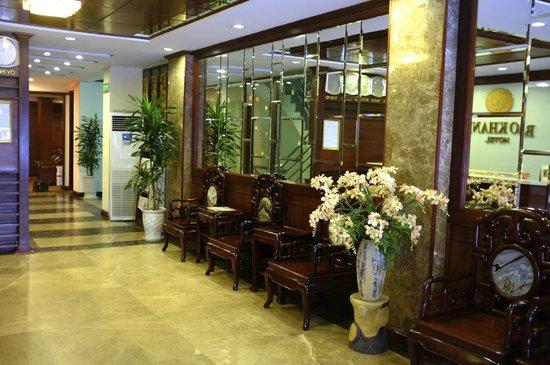 Bao Khanh Hotel: Lobby
