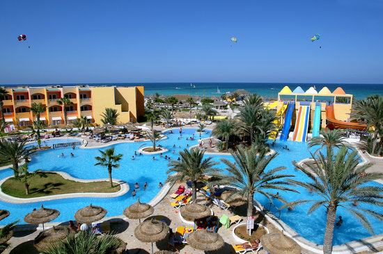Caribbean World Thalasso Djerba All Inclusive Ab 145 4 0 1