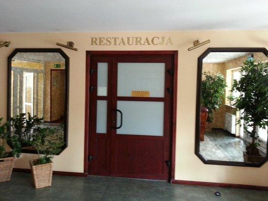 Hotel Jantar: Eingangshalle