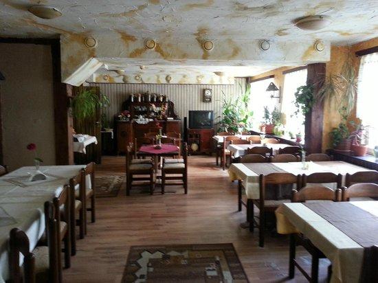Hotel Jantar: Breakfast Room