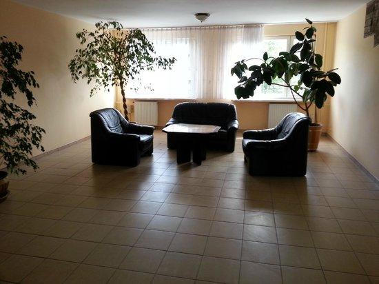 Hotel Jantar: Sitzbereich 2. Stock