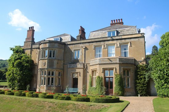 Titsey Place and Gardens: lovely house worth a guided tour