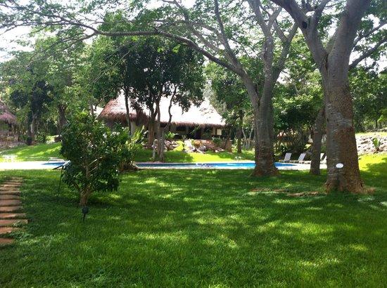 The Lodge at Chichen Itza: Lodge