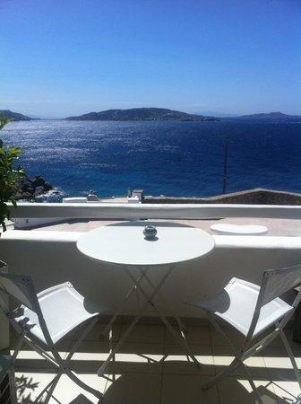 Rocabella Mykonos Art Hotel & SPA: Υπέροχη φιλοξενία!