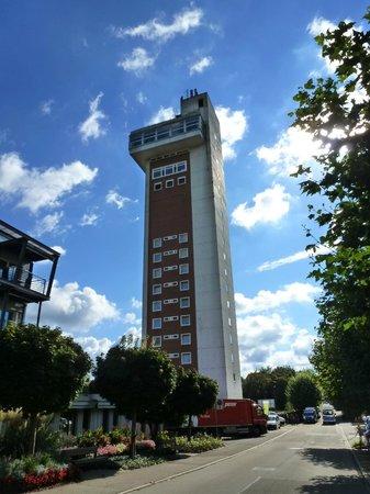 Hotel Tenedo: Ehemaliger Wasserturm