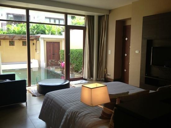Pawanthorn Samui : nice room