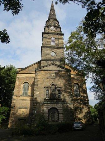 St Cuthbert's Church: church