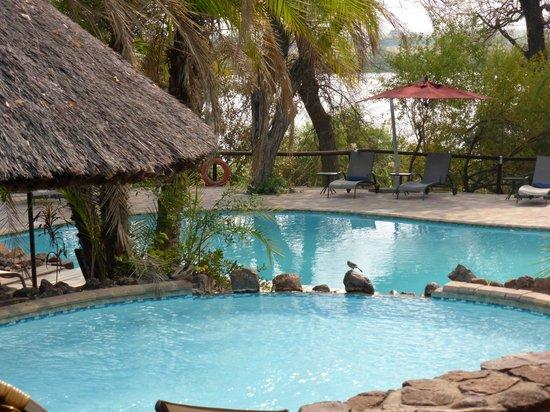 Cresta Mowana Safari Resort and Spa: Kinder-und Erwachsenenpool