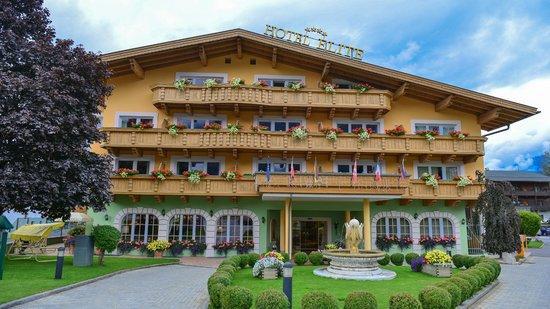 Hotel Elite Seefeld: Vorderansicht - Haupteingang