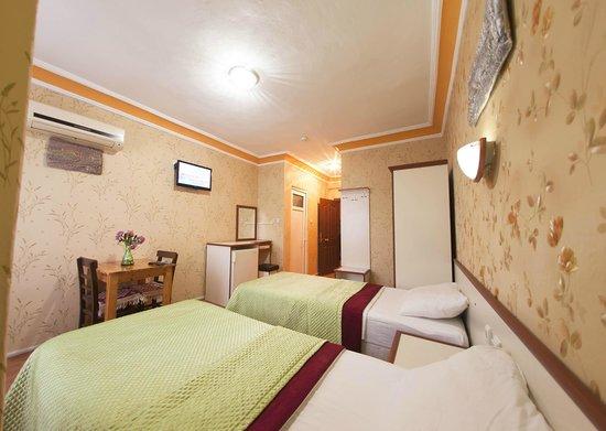 Nehir Apart Hotel: salon