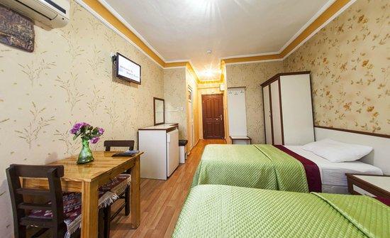 Nehir Apart Hotel: Konforlu Yatak Odası