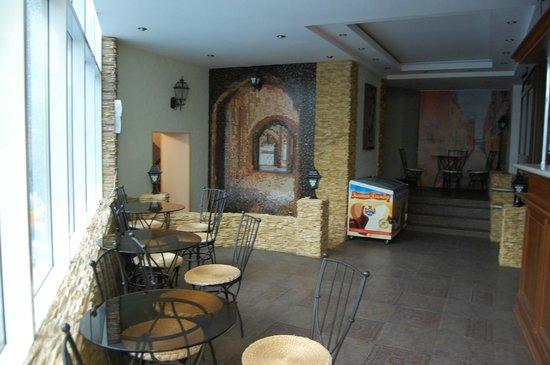 Old Town Hotel: Интерьер