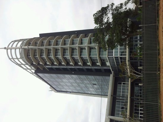 Radisson Blu Hotel, Maputo: Hotel from the outside