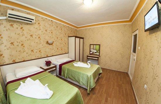 Nehir Apart Hotel: Yatak Odası, Nehir Apart Otel