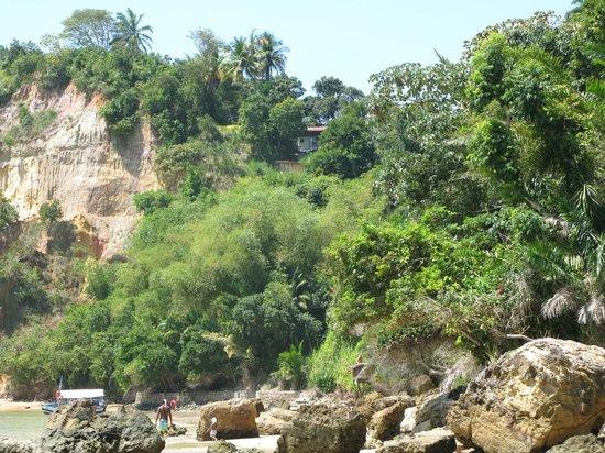 Villa-Bahia Apartments: Werners Refugium vom Stand aus
