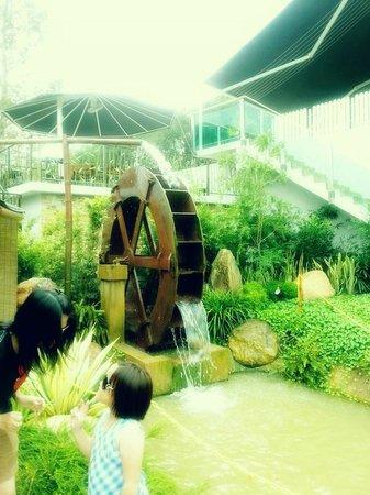 Raub District, Malaysia: Laman Pesona