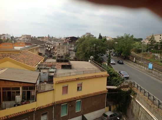 B&B Il Marranzano: вид с балкона