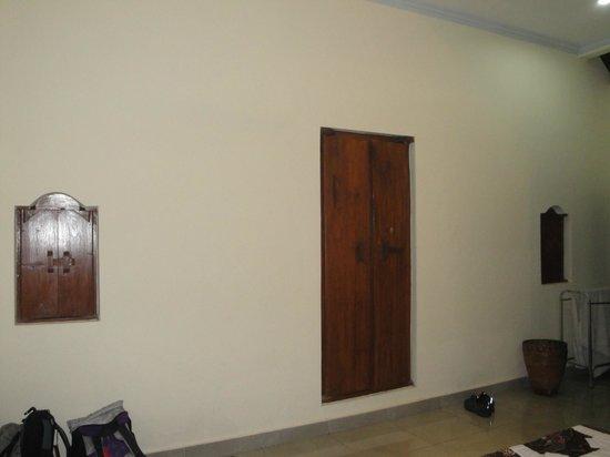 Padma Ubud Retreat: entrada y ventanas