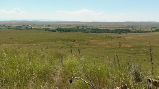 Little Bighorn Battlefield National Monument: uogo della battaglia