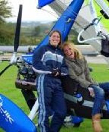 Airways Airsports: Shelley our Chief Flying Instructor