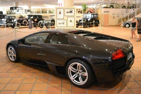 The Private Collection of Antique Cars of H.S.H. Prince Rainier III : Lamborghini
