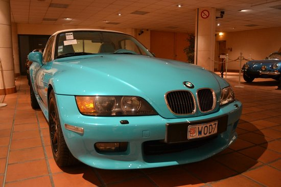The Private Collection of Antique Cars of H.S.H. Prince Rainier III : BMW Z3