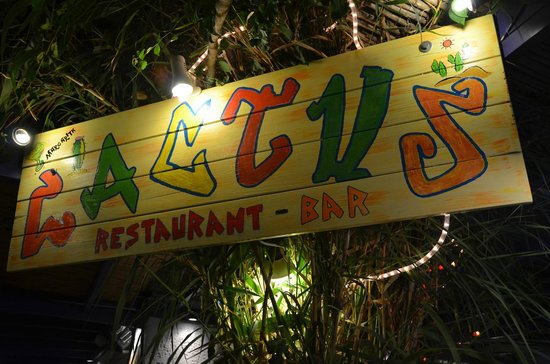 Cactus Restaurant: Cactus