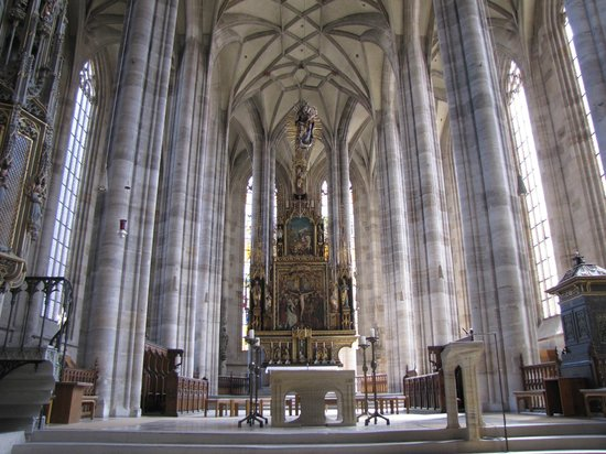 Münster St. Georg: interno I
