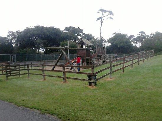 Curracloe Holiday Villas: Playground Area