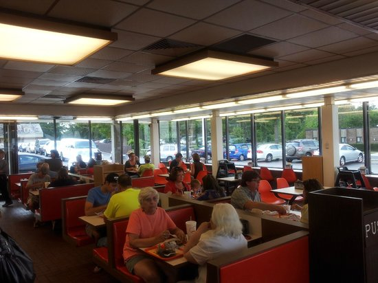 Fast Food Restaurants In Lima Ohio