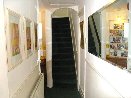 Pembroke Park Hotel: The Entrance Hall.