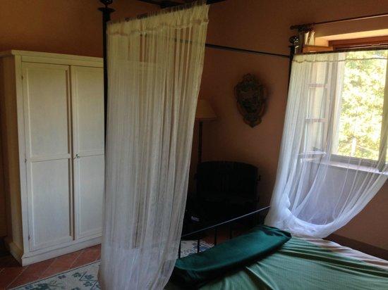 San Lorenzo della Rabatta: Camera matrimoniale