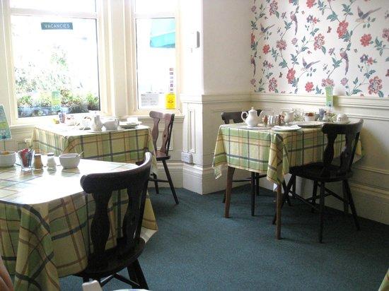 Pembroke Park Hotel: The Dining Room.