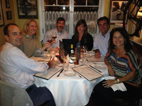 Intimate Wine Tours: Bistro Jeanty !!