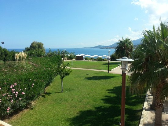 Club Med Sant'Ambroggio : Notre vue