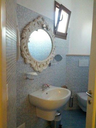 B&B Aurora Salentina : Particolare bagno