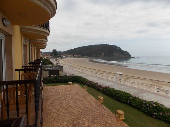 Hotel Don Pepe: Vistas desde la habitación