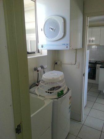 Kupari Boutique Apartments : Washing Machine/Dryer