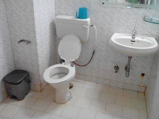 Don Hill Beach Resort : Bathroom.....:(