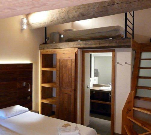 Hotel du Fornet: Mix van oud en nieuw
